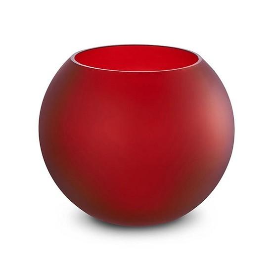 Cachepot Vermelho 20X25 CM Bencafil - 17106