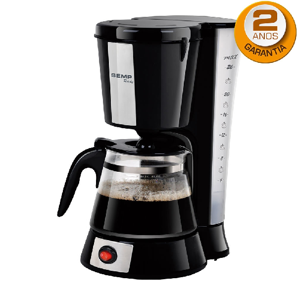 Cafeteira Elétrica Soft Semp - Cf6015pr-2