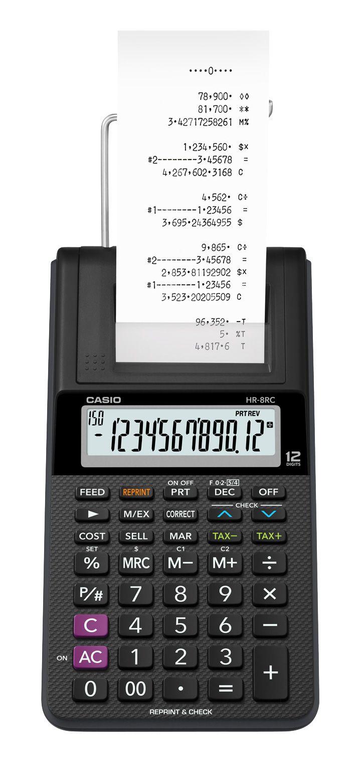 Calculadora Casio - HR-8RC