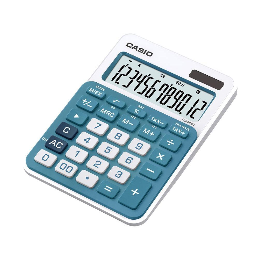 Calculadora Casio - MS-20NC-BU