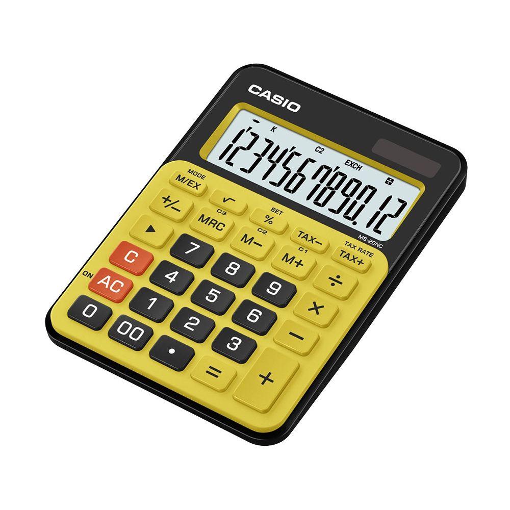Calculadora Casio - MS-20NC-BYW