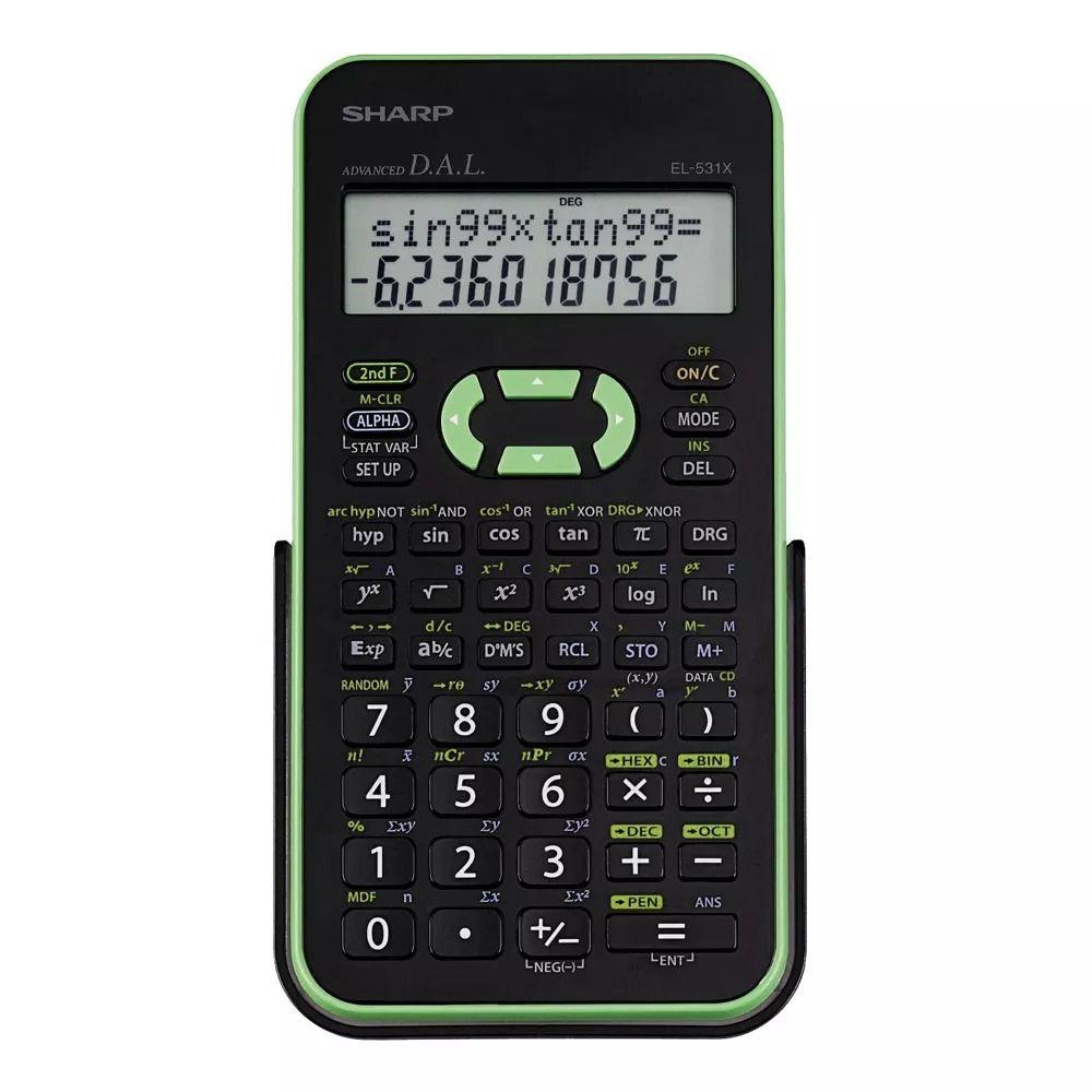Calculadora Científica Sharp 272 Funções - El531xbg
