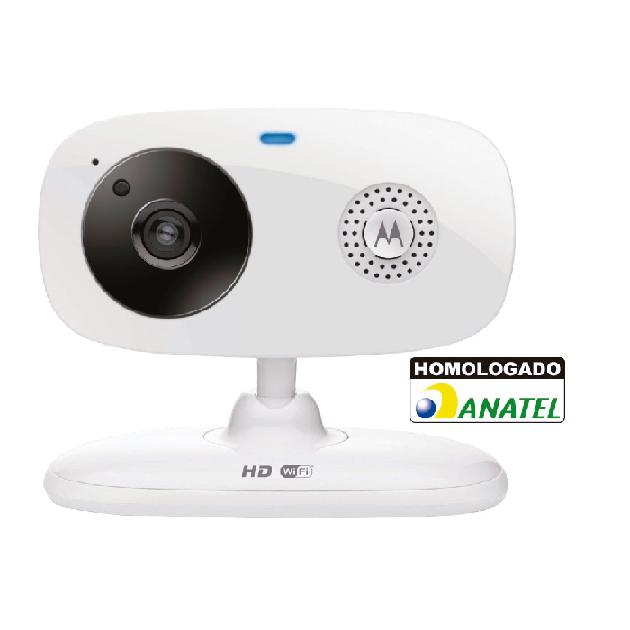 Câmera De Segurança Motorola - Focus66