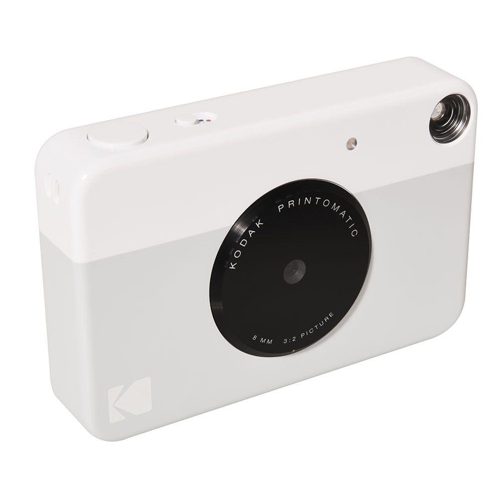 Câmera Fotográfica Com Impressão Instantânea - Kodak - Rodomatic