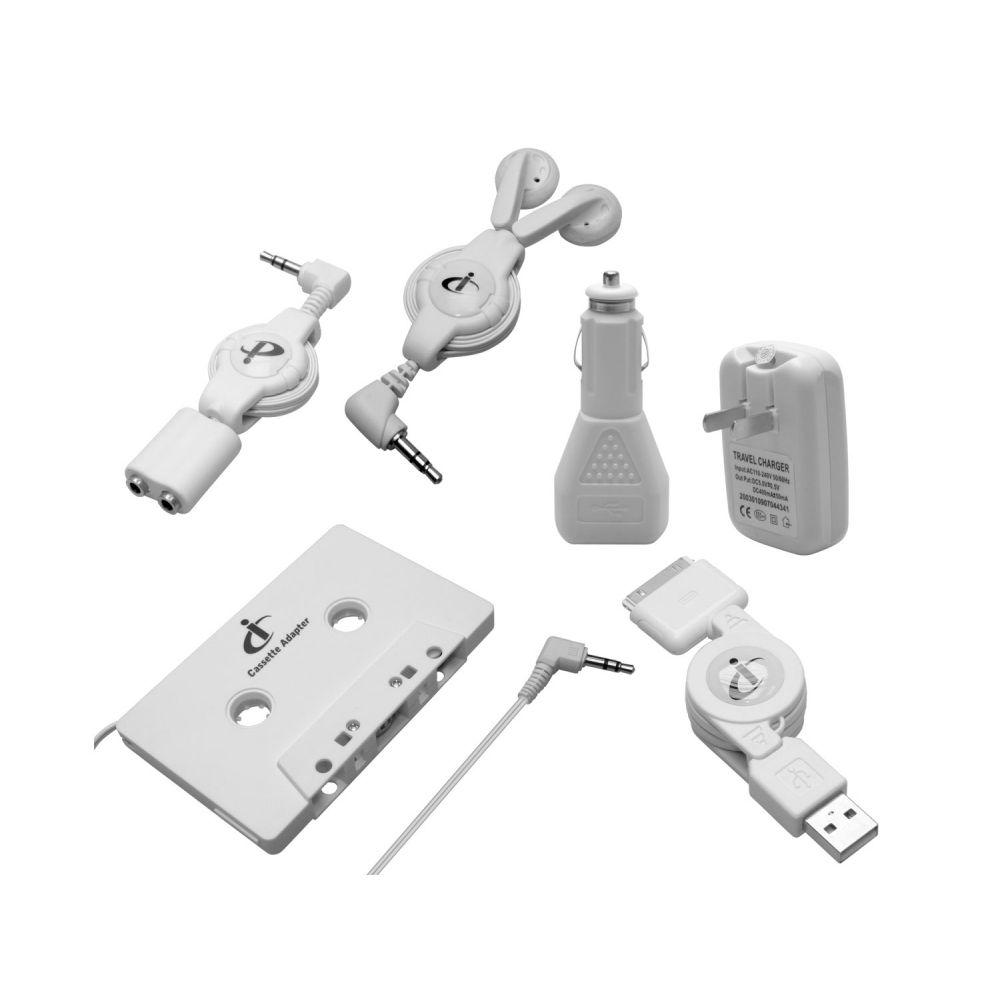 Kit Carregador De Baterias Iconcepts - 26288