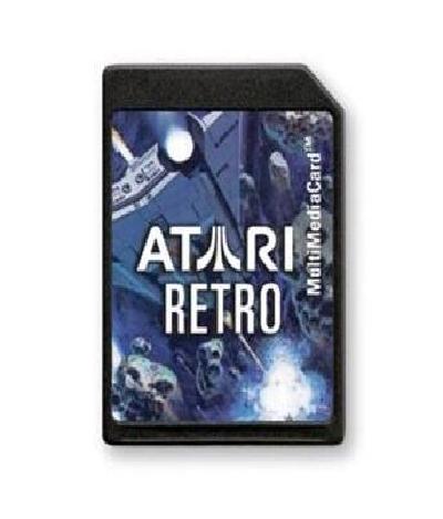 Cartão Atari Para Palm - P10934u