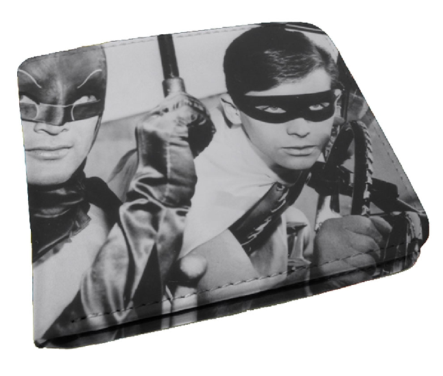Carteira Pu Dco Movie Batman And Robin P/B  - 68026737