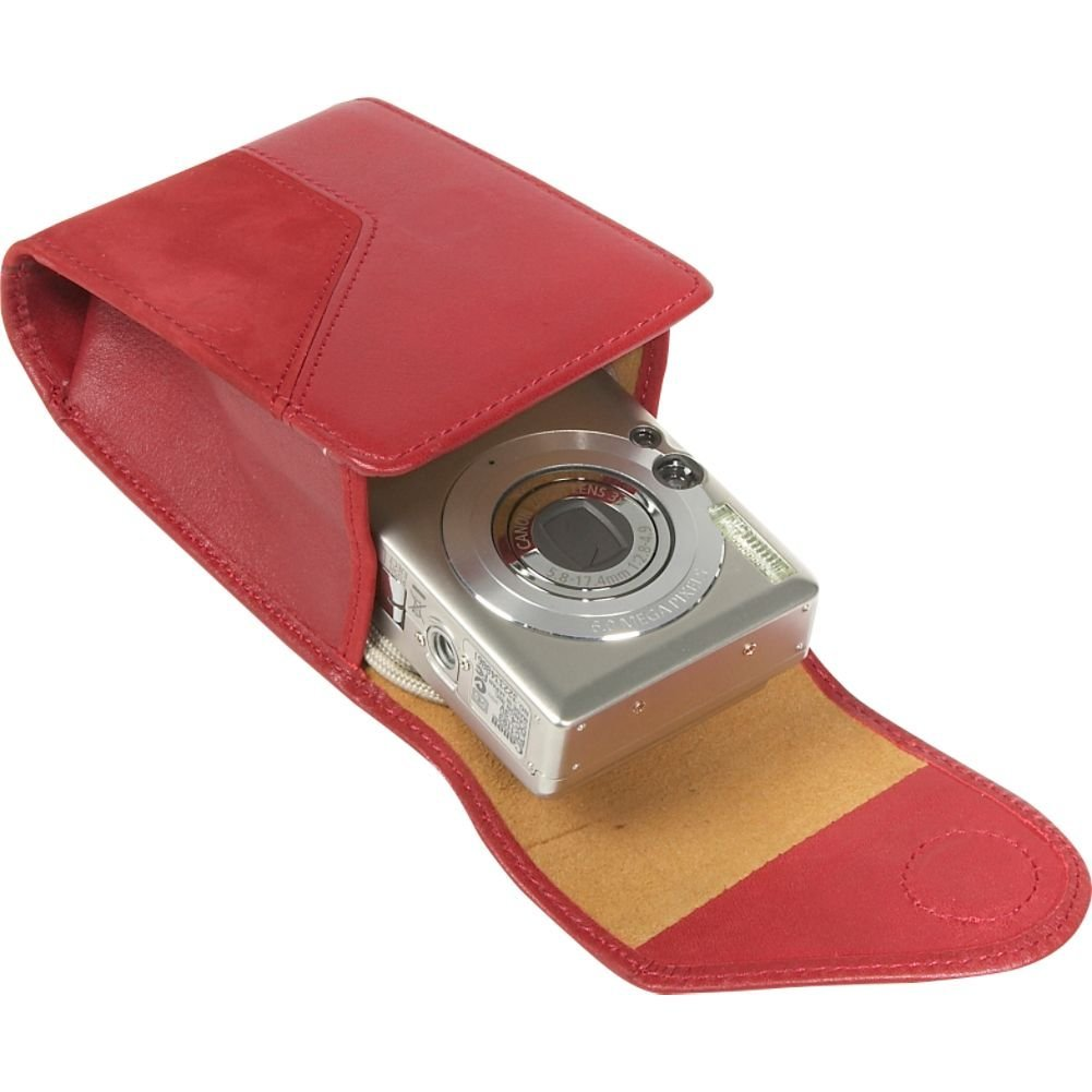 Case Estojo De Couro LowePro Napoli 30 Para Câmera Digital Compacta - Napoli 30