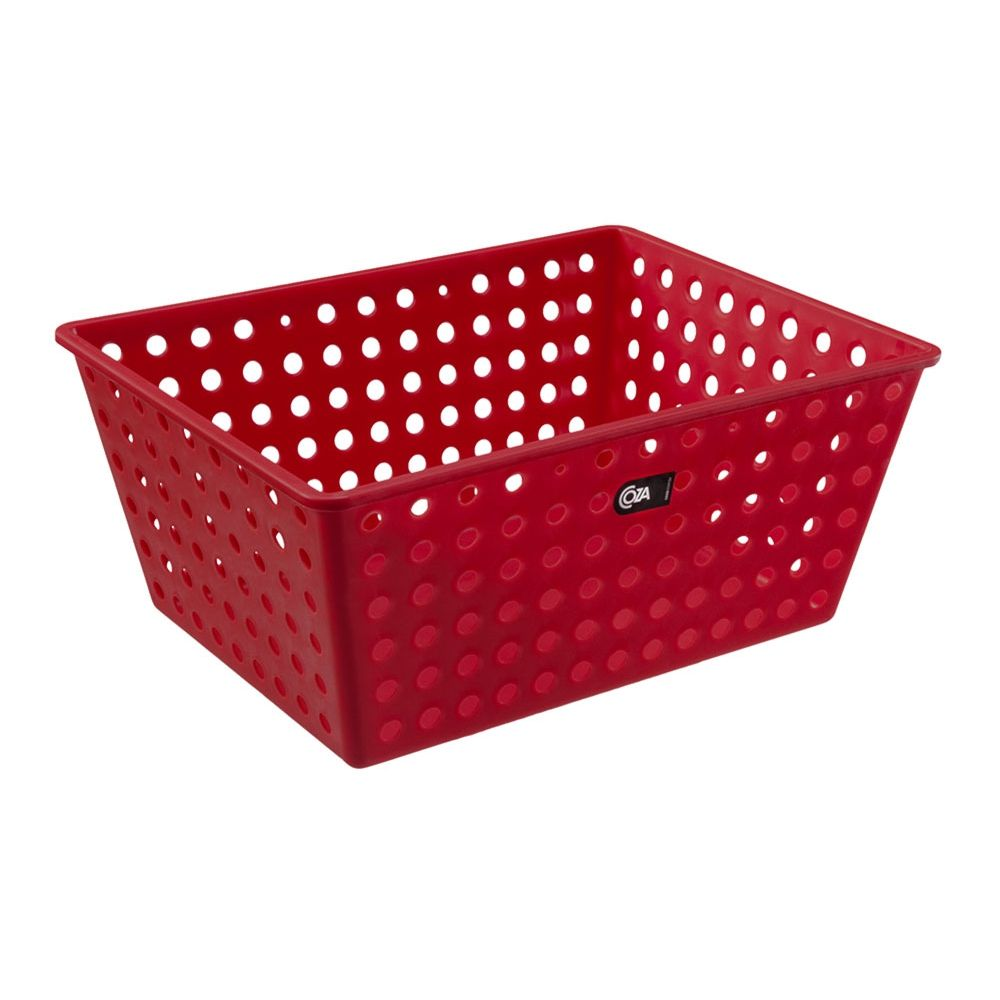 Cesta Coza Maxi Vermelha - PMC - 10818-0053