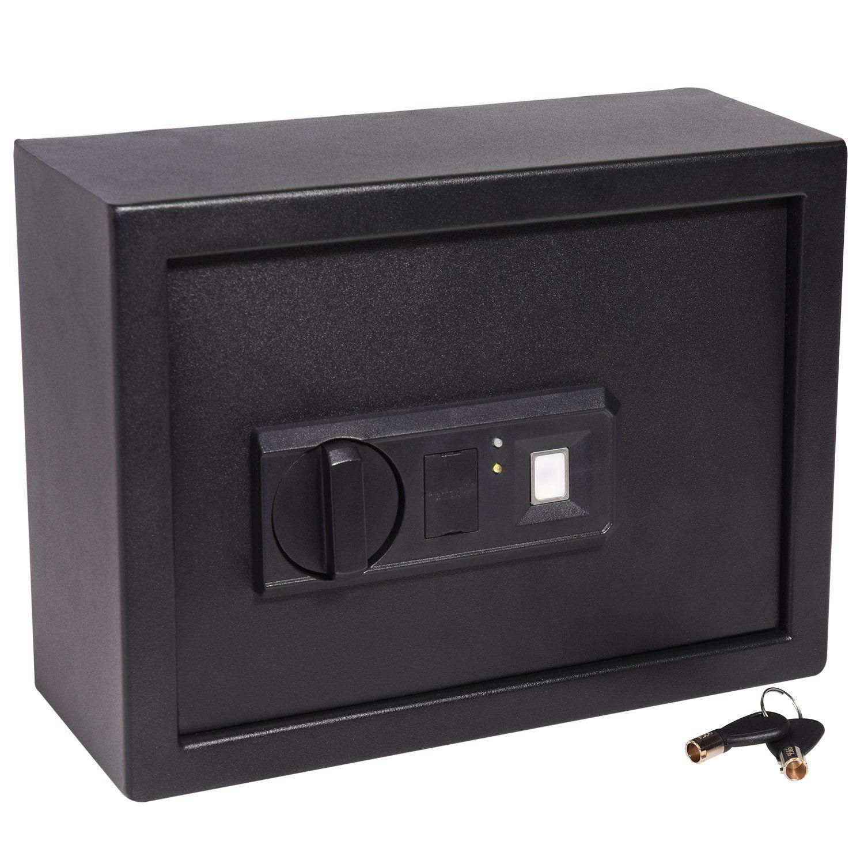 Cofre Biométrico de Acionamento Rápido por Impressão Digital - IVASF219BM