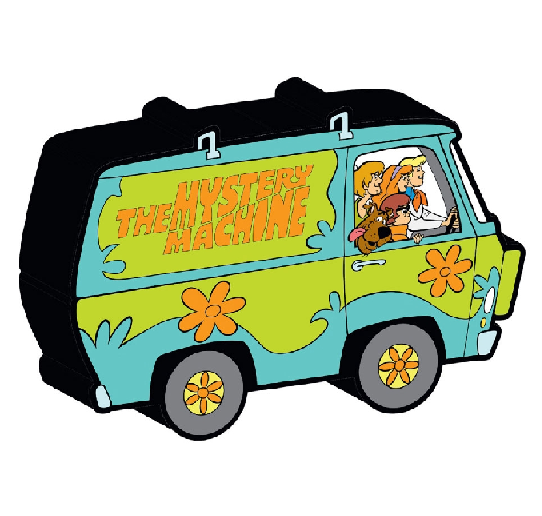 Cofre Ceram Hb Scooby The Mistery Machine Col - 44028595