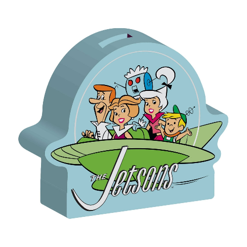 Cofre Ceram Hb The Jetsons Family Spaceship C - 44028593