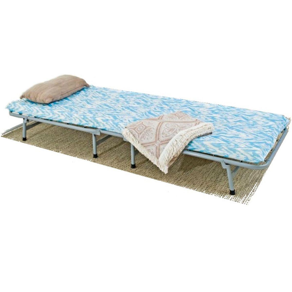 Colchão Solteiro Confortável Para Cama CP 1,73 x 0,60 x 0,06m Hashigo