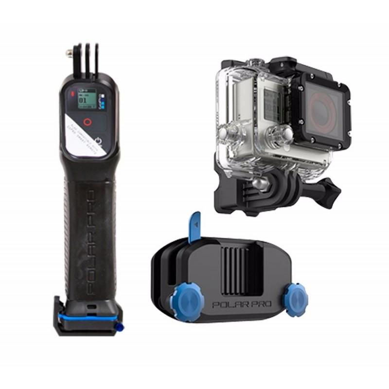 PolarPro Grip Progrip E Strapmount Para GoPro - RMT-GRIP-PK