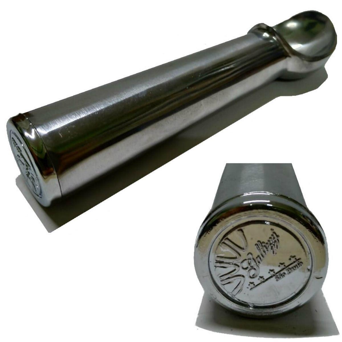 Concha De Sorvete Alumínio Cabo Curto 18,3 cm - Gallizzi