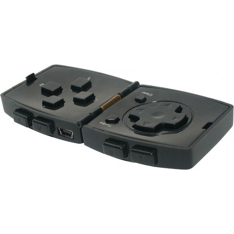 Controlador ION GoPad Para Vídeo-Game Via Conexão USB Compatível Com PC E Mac - GOPAD