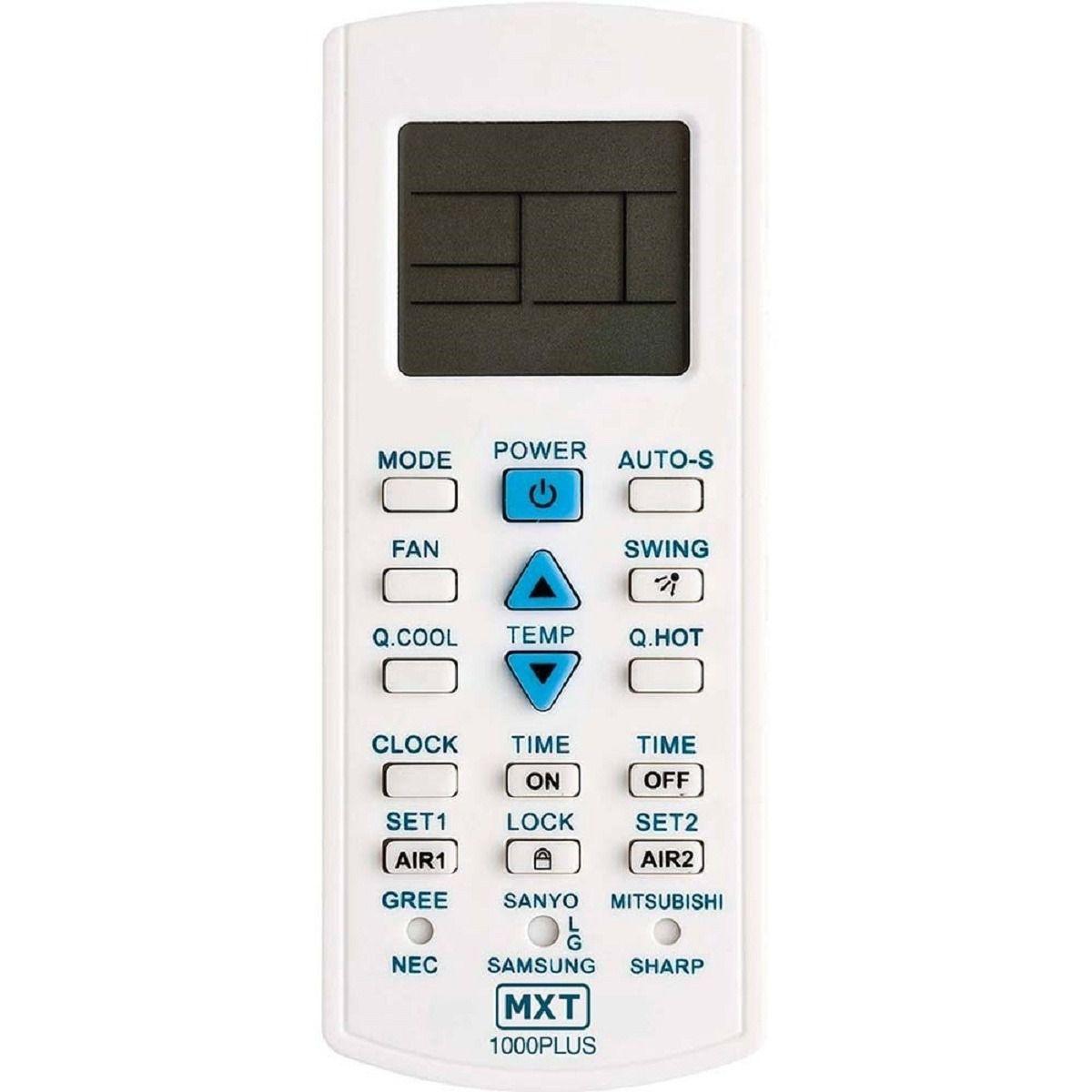 Controle Universal Para Ar Condicionado - KT1000 Plus