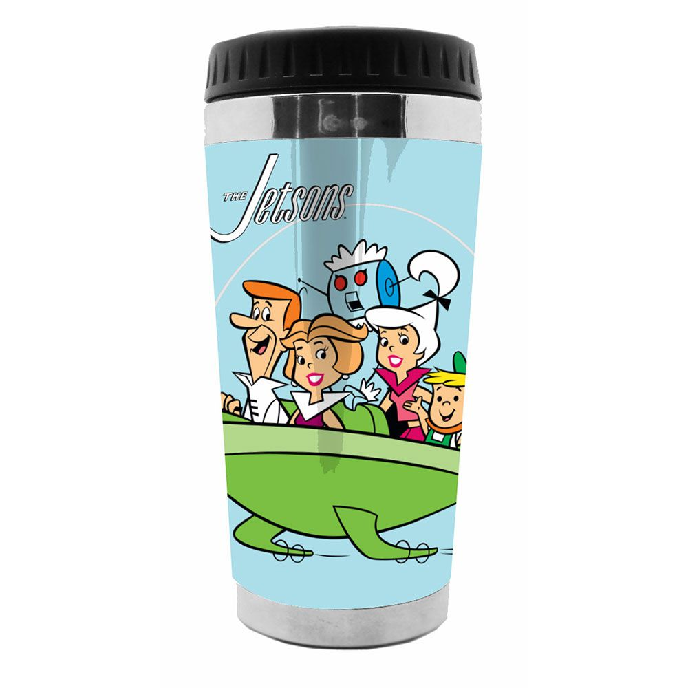 Copo Term Plast Hb The Jetsons Family In A Sp - 75028279