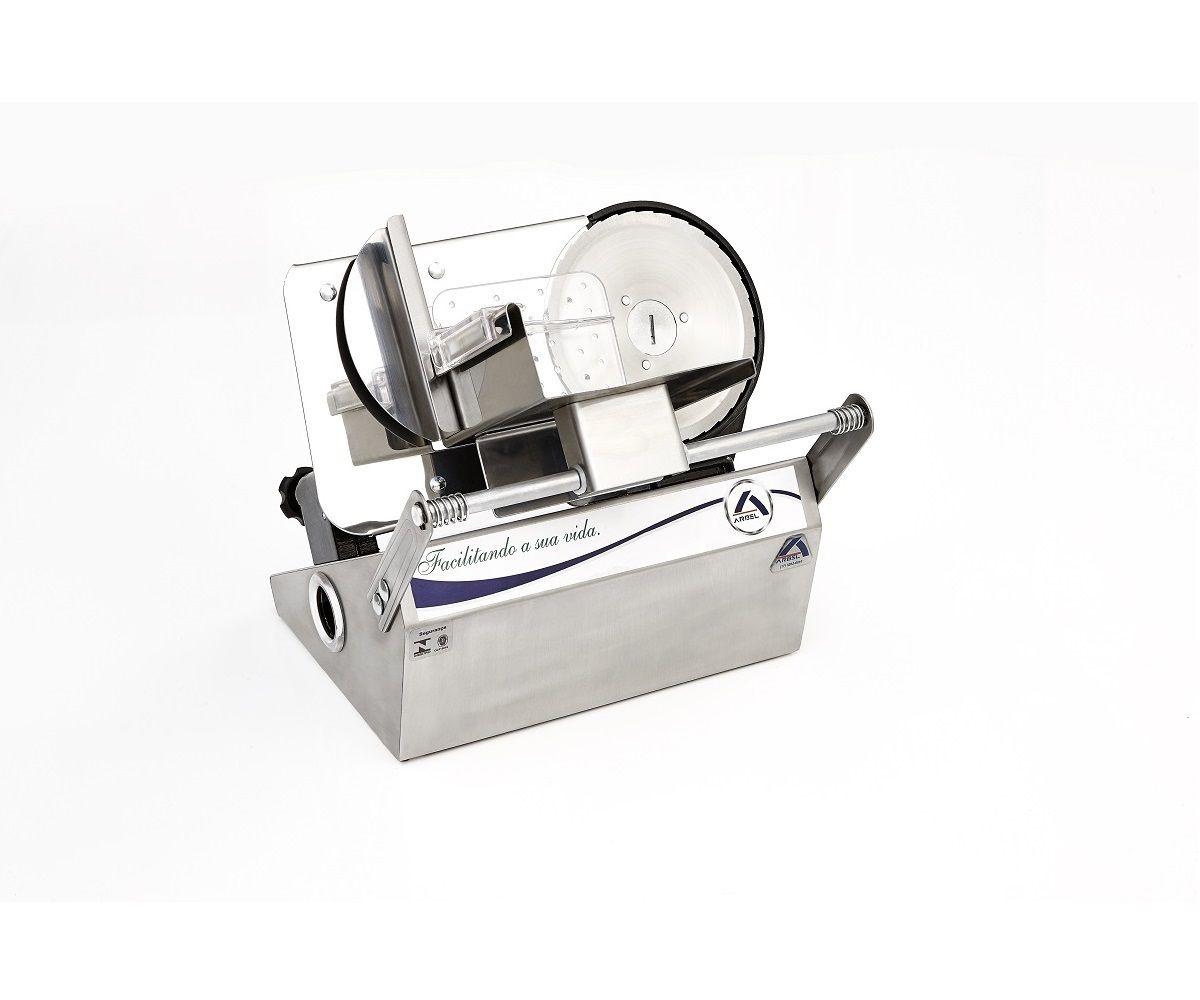 Cortador de Frios Inox Arbel 170 SX – 3.0 Monovolt