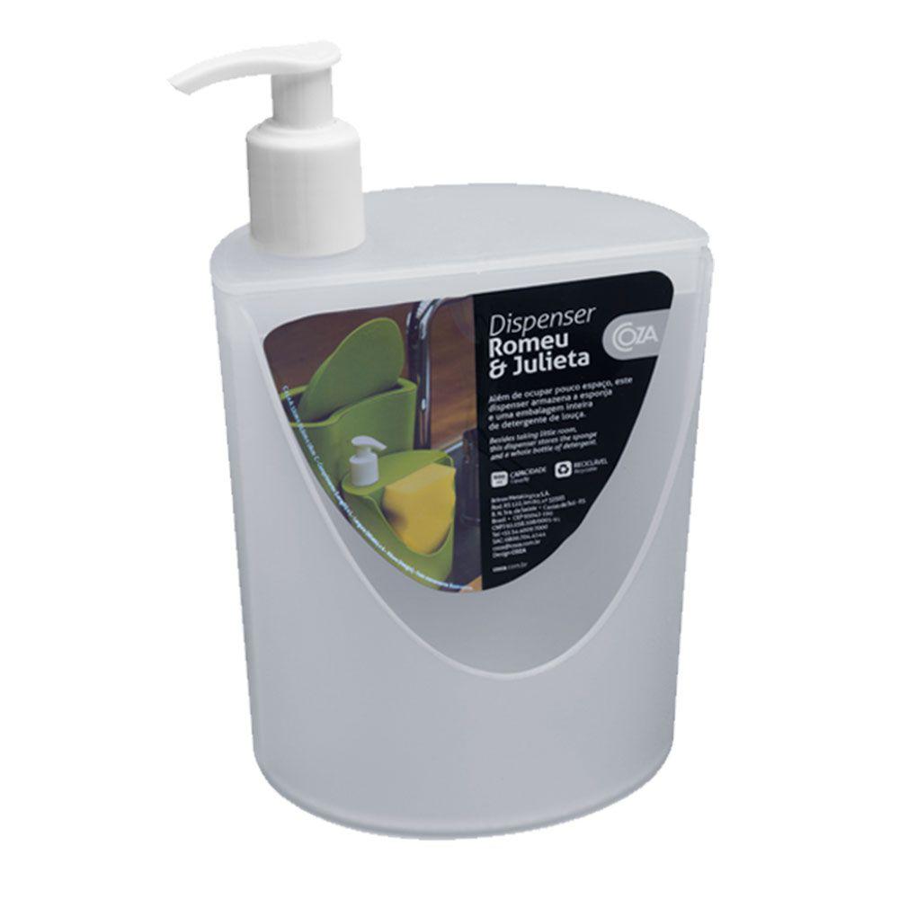 Dispenser Coza R&j 600ml Natural - 10837-0001