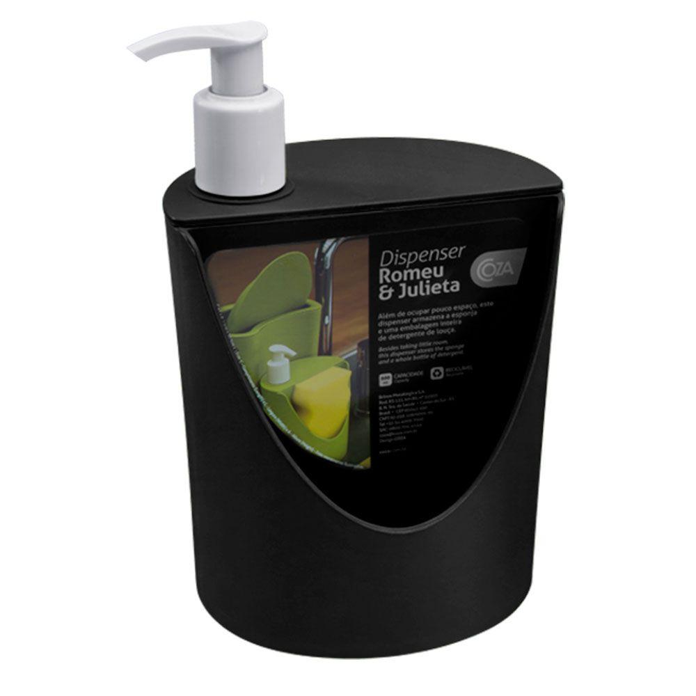 Dispenser Coza R&j 600ml Natural - 10837-0008