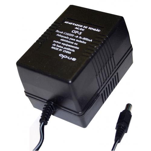 Eliminador De Pilhas Para Teclado Opus - Op-5