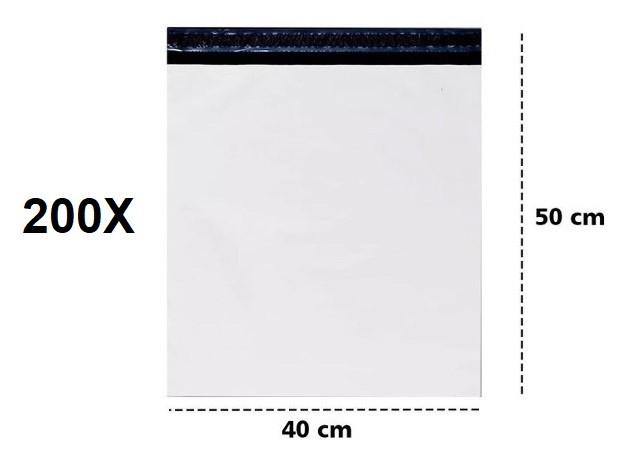 Envelope de Segurança 40x50 Para Envio Correios Inviolável - 200 un