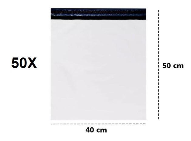 Envelope de Segurança 40x50 Para Envio Correios Inviolável - 50 un