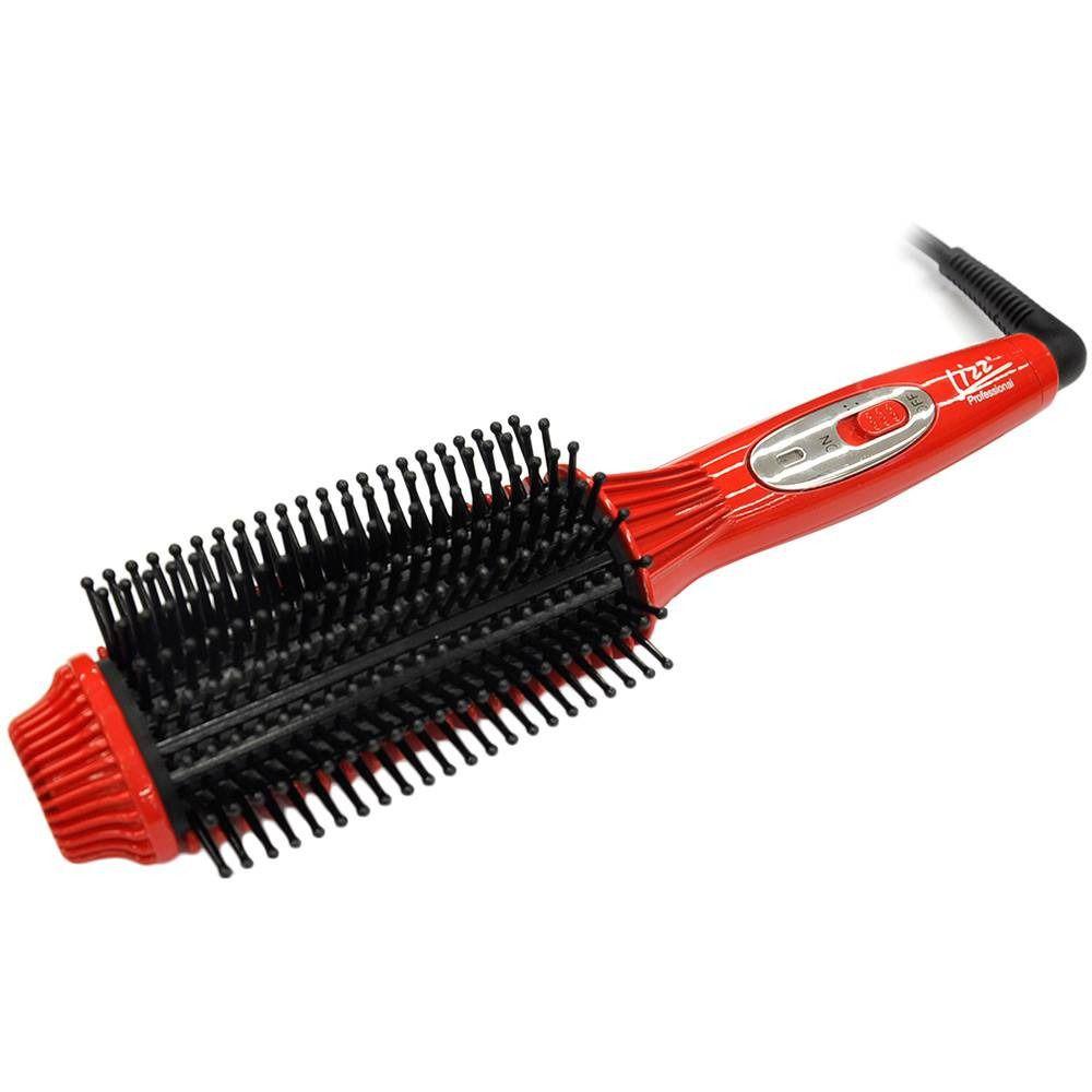 Escova Mágica Lizz Bivolt En3000 Vermelha - Bivolt