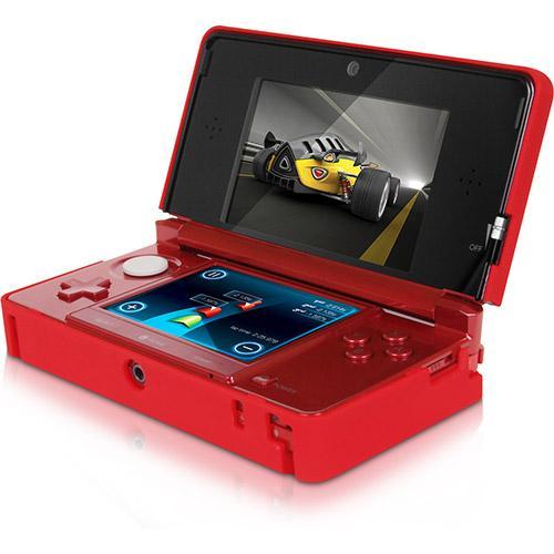 Estojo Case Dreamgear Com Bateria Extra Para Vide-Game Nintendo 3Ds DG3DS4244