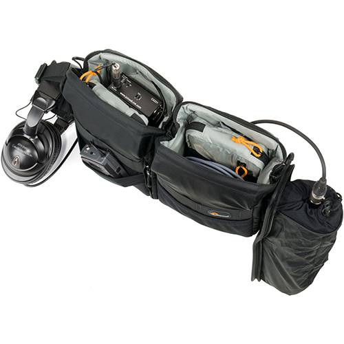 Estojo LowePro Para Áudio S&F Audio Utility Bag 100 - LP36278