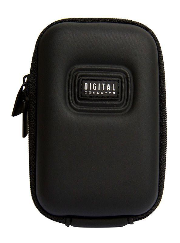 Estojo Rígido Para Câmera Digital Compacta E Acessórios - Dconcepts  HS6