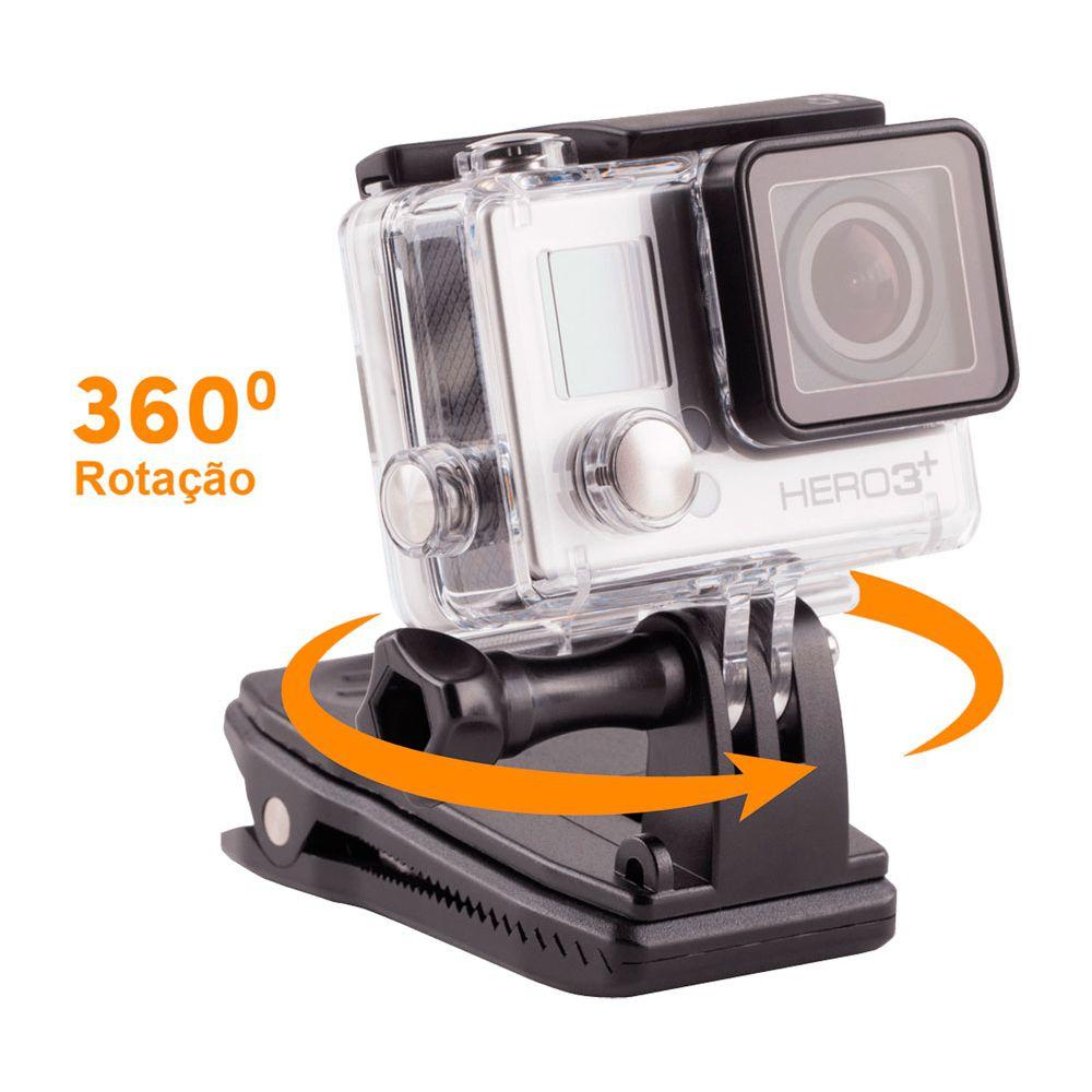 Estojo Para Câmera Gocase - Pro-clip