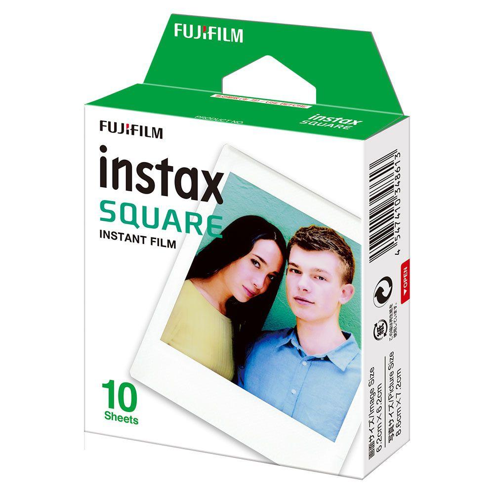 FILME INSTAX SQUARE 10 - FILMESQRE10