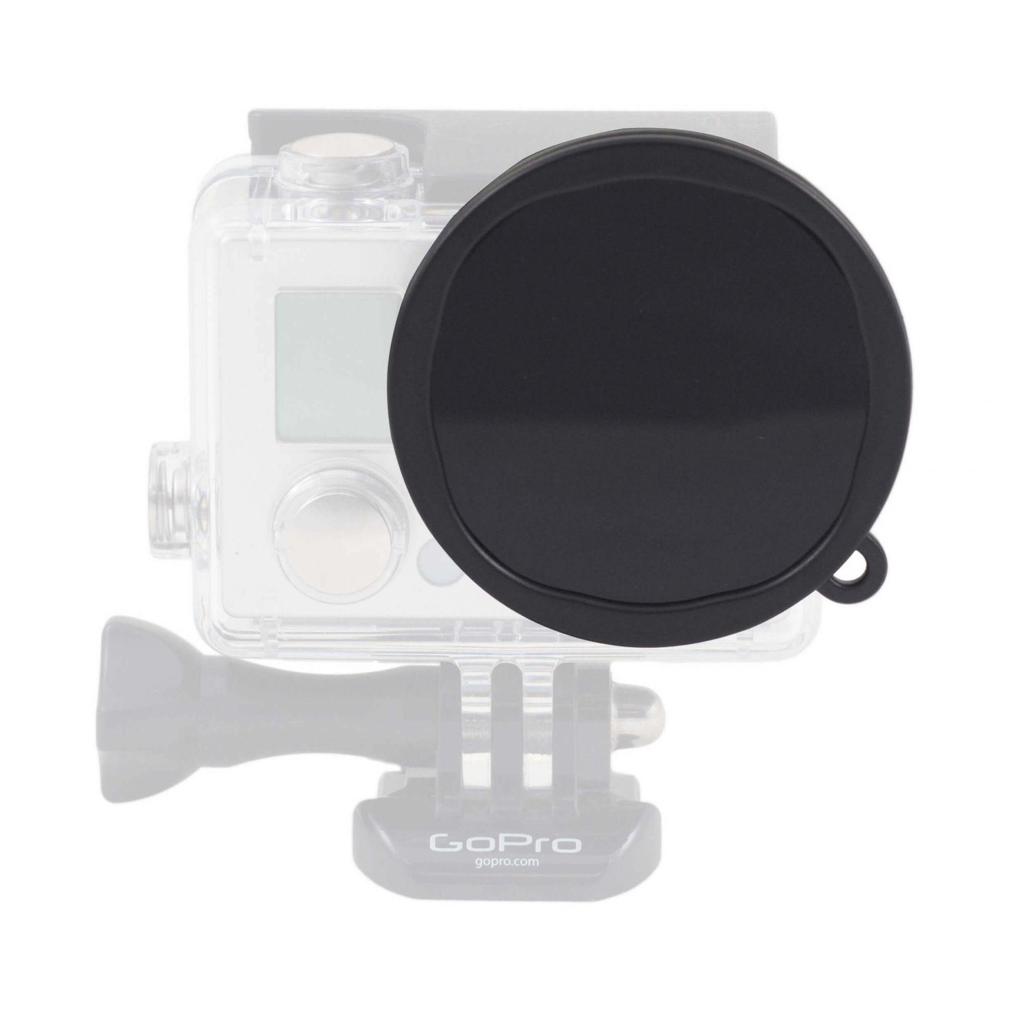 Filtro Densidade Neutra ND PolarPro Para Câmera GoPro HERO4 E HERO3+ - P1004