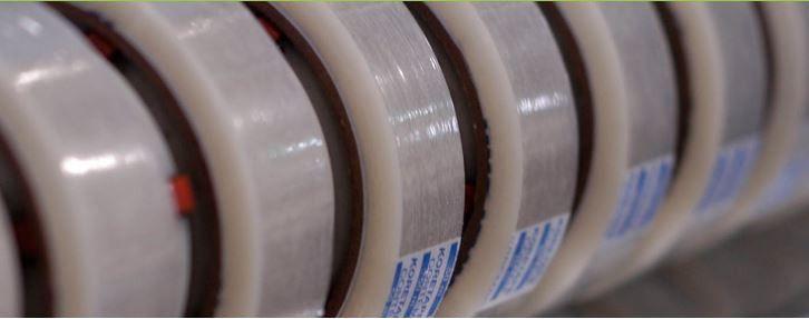Fita Adesiva Transparente Koretech 48mm x 45 Metros - TRANSPARENTE
