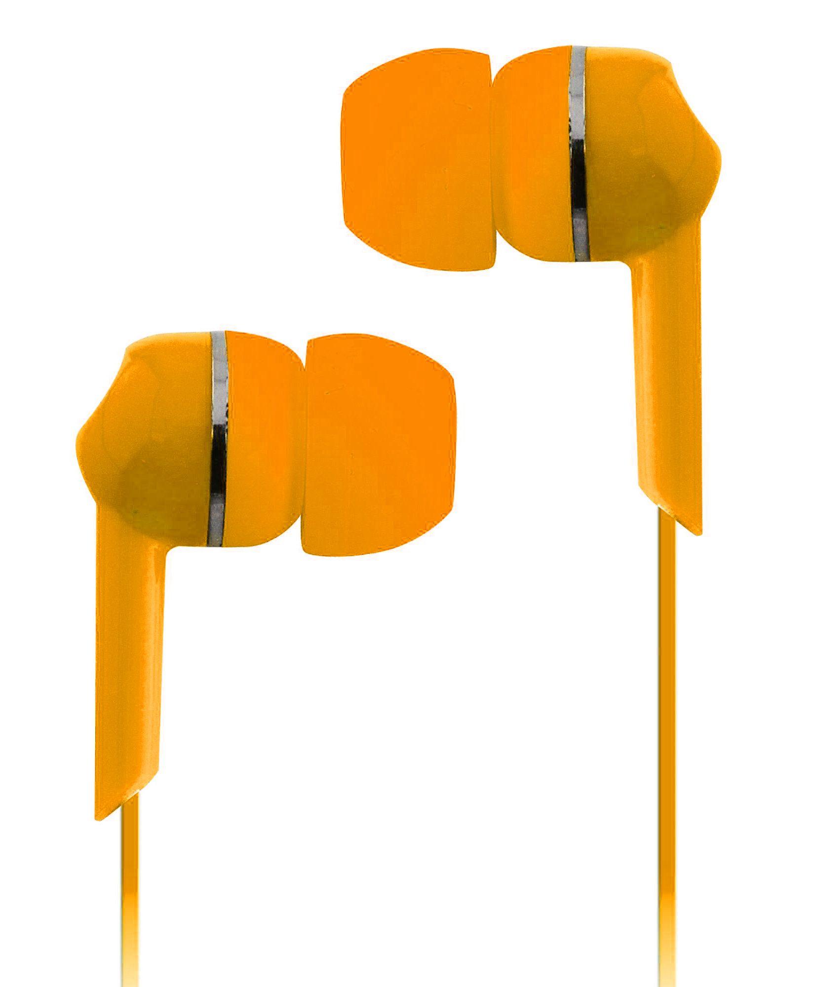 Fone De Ouvido Estéreo Com Fio Marca Coby - CVE56