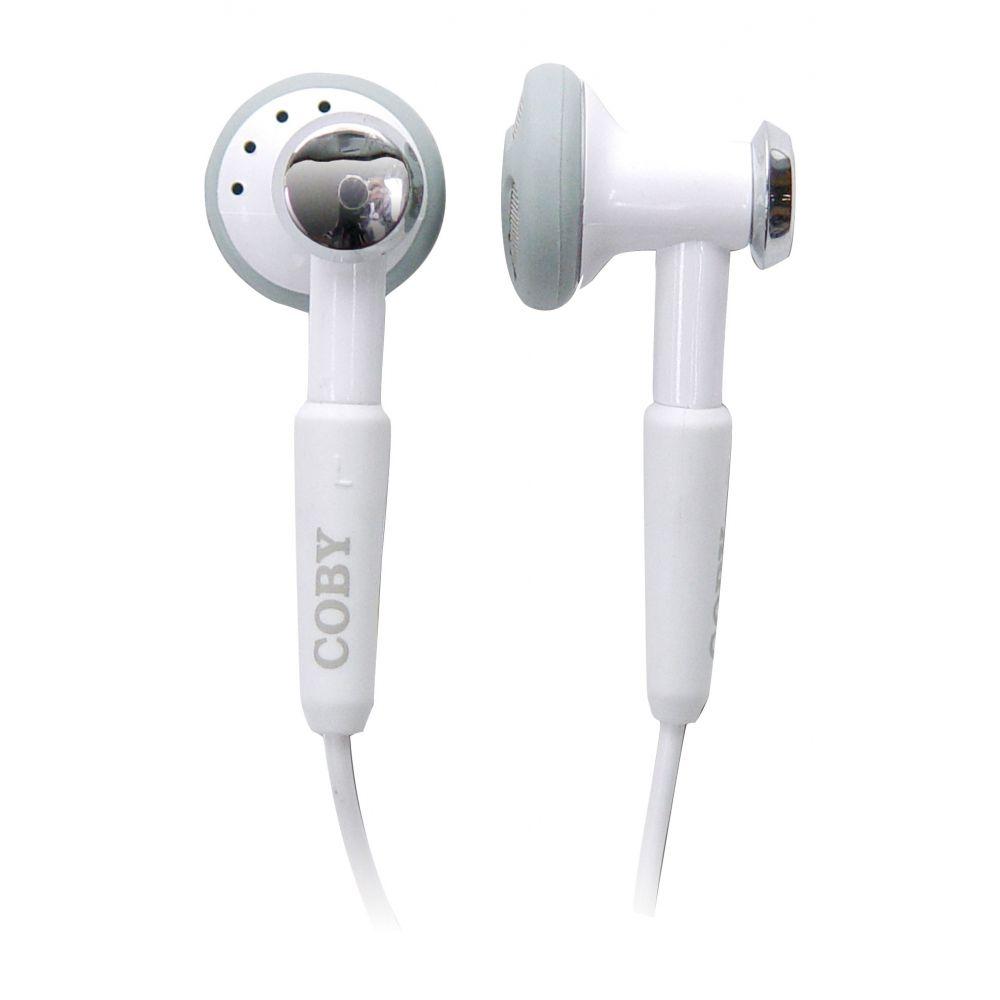 Fone De Ouvido Estéreo Com Suporte Para Pescoço Marca Coby - CVE97