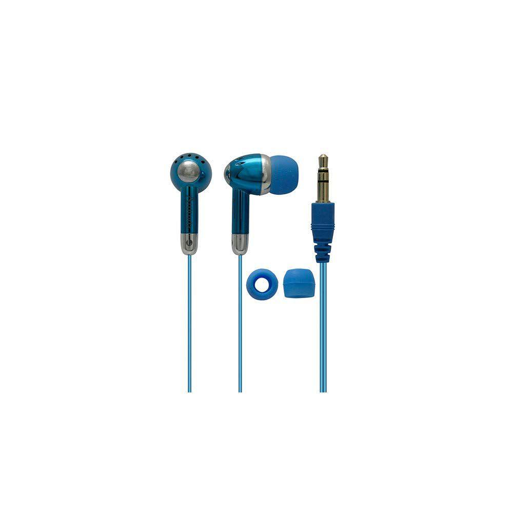 Fone de ouvido estéreo Attitudz em cores vibrantes - CVE53