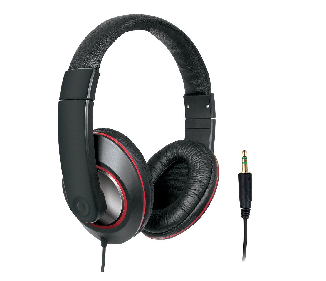 Fone De Ouvido Isound Headphone Dj Compatível Com IPad IPhone IPod - Dghp4006