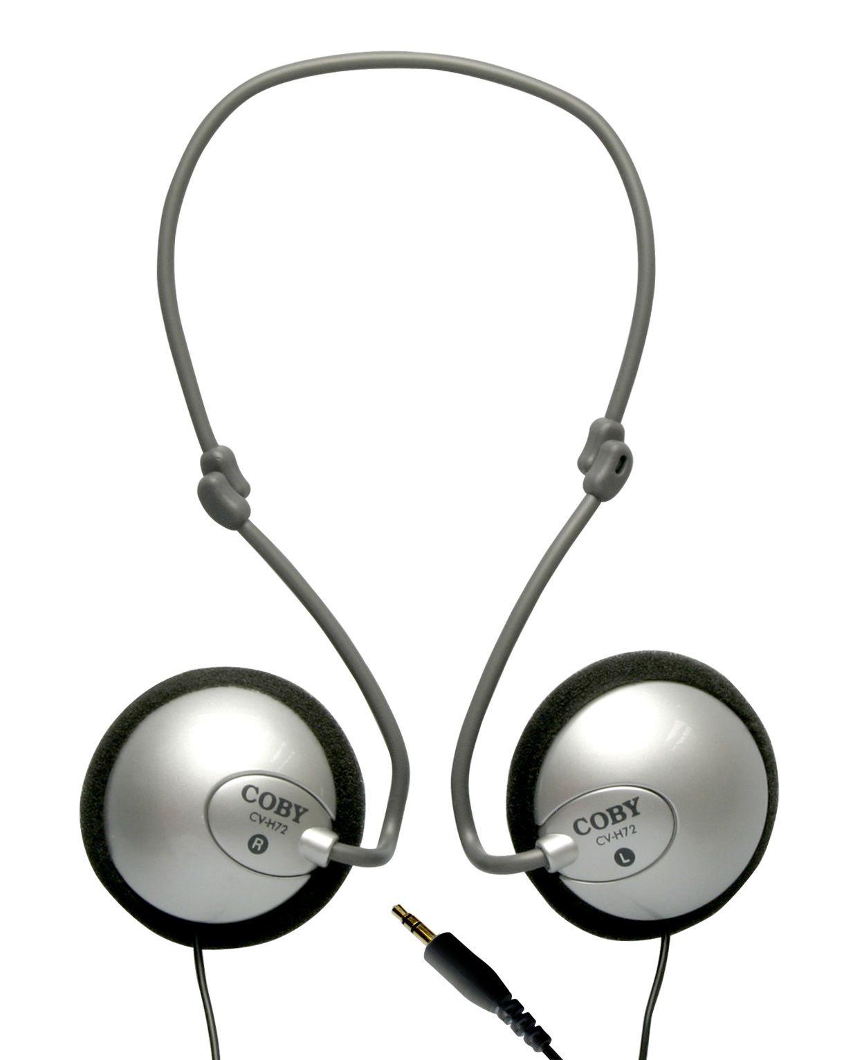 Fone De Ouvido Estéreo Destacável 2 em 1- Neckband e Auricular