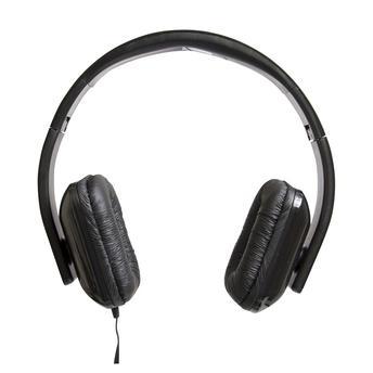 Fone De Ouvido Targus Headphone Dobrável Com Microfone Ta-41hp Preto