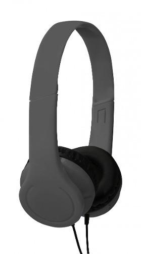 Fone De  Ouvido Vivitar Headphone Cinza Com Plug P2 1.2m - V13009_ph