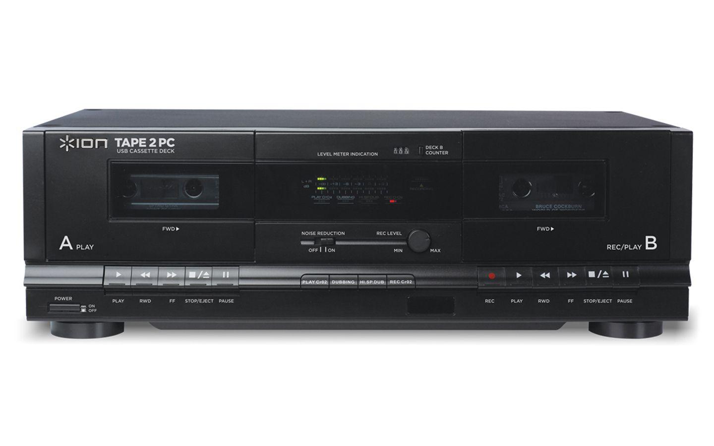 """Gravador De Fita K7 """"Cassette"""" Em PC No Formato MP3 Via USB - Tape2pc"""