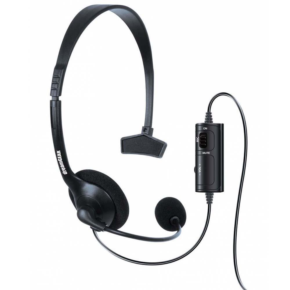 Headset Com Microfone E Controle De Volume Dreamgear Para PS4 DGPS4-6409