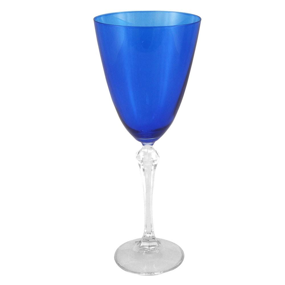 Jogo 6 Taças Água Elisabeth 350 ML Ricaelle - 40760-350-AZ