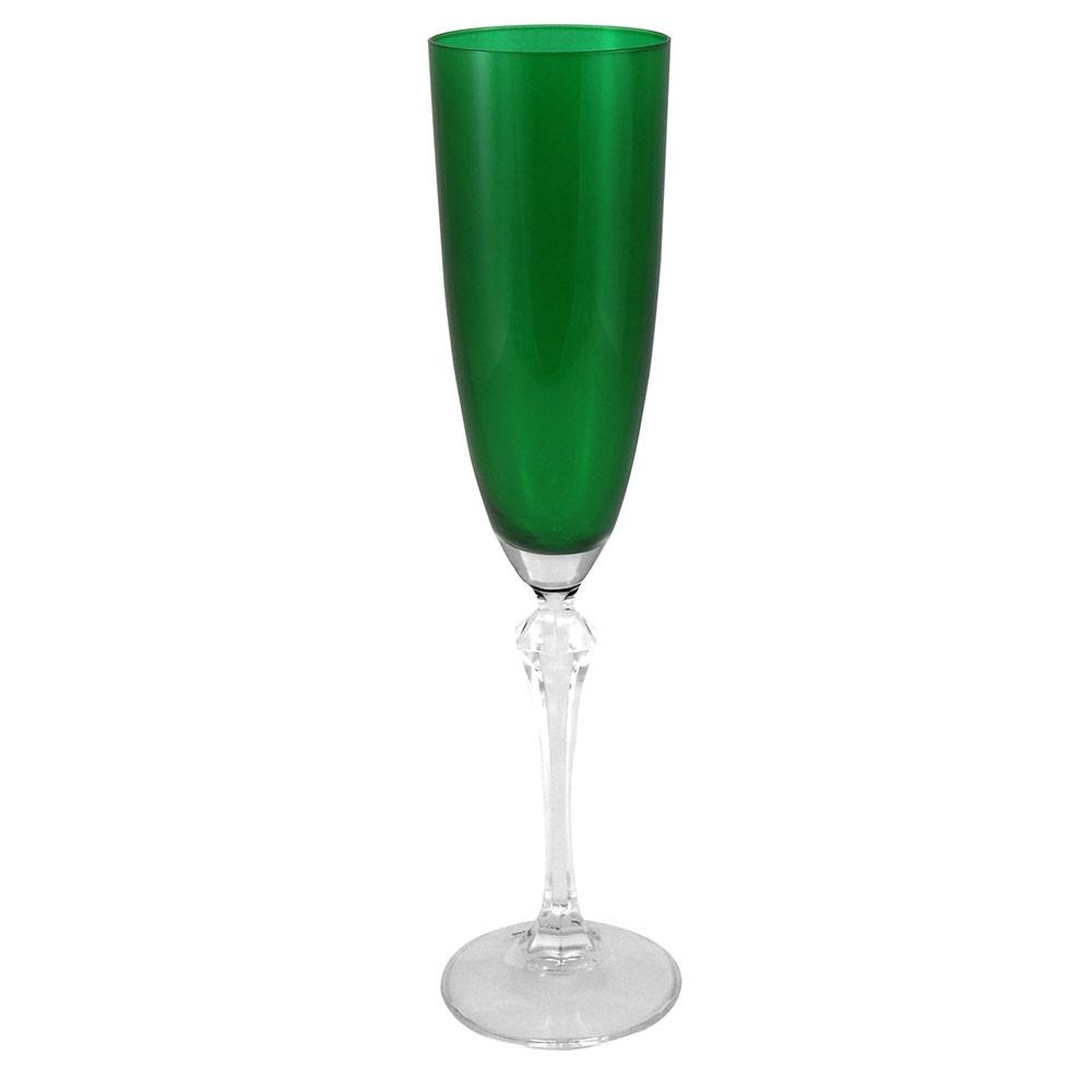 Jogo 6 Taças Cristal Champgne Elizabeth 200 ML 40760-200-VD
