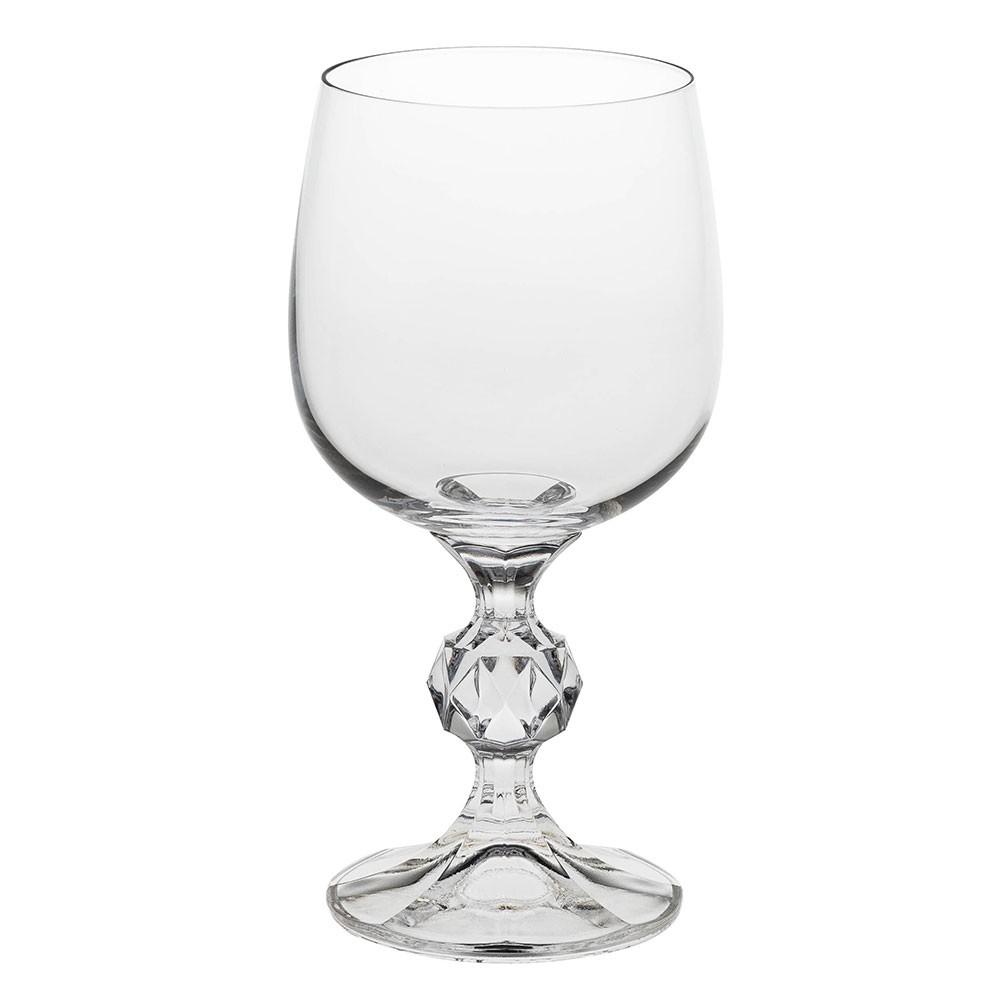 Jogo 6 Taças Vinho Branco 190 ML Klaudi - 4S149-190