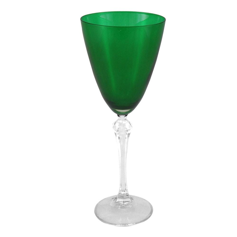 Jogo 6 Taças Vinho Tinto Elizabeth 250 ML Ricaelle - 40760-250-VD