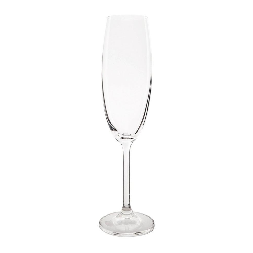 Jogo 6 Taças 220 ML Champagne Gastro - 4S032-220